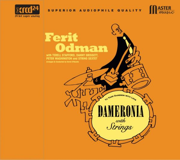 Ferit Odman – Dameronia with Strings XRCD24