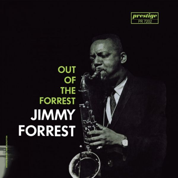 Jimmy Forrest Out of the Forrest Hybrid-SACD