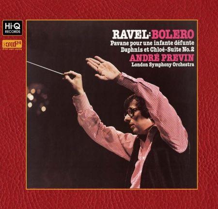 Ravel - Bolero XRCD24 André Previn & London Symphony Orchestra