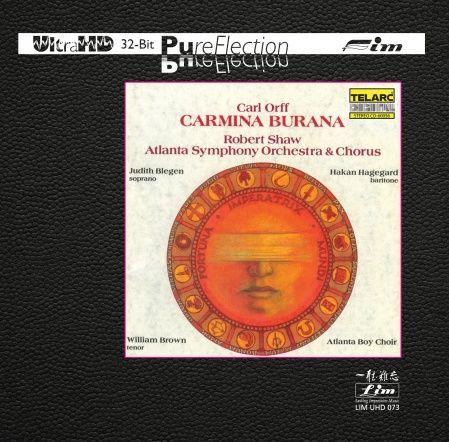 Carl Orff - Carmina Burana Ultra-HD-CD