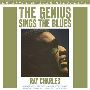 Ray Charles - The Genius Sings the Blues - MFSL 180g LP
