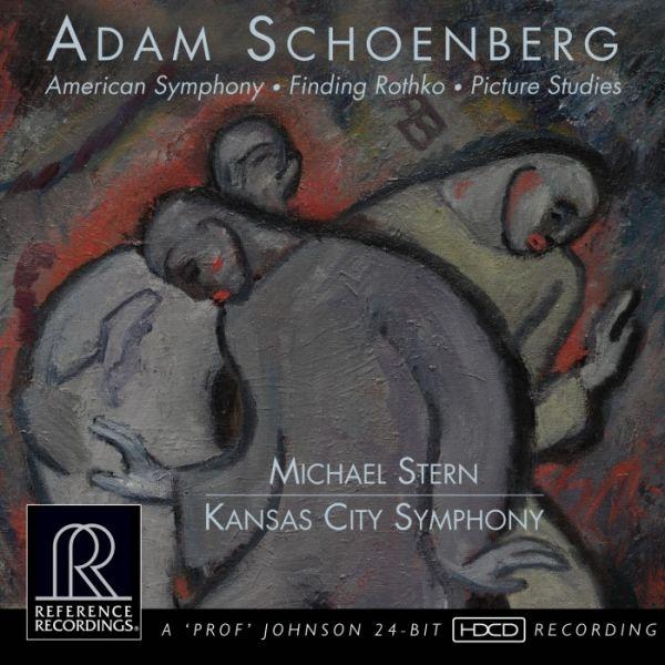 Michael Stern & Kansas City Symphony: Adam Schoenberg – Finding Rothko, American Symphony, Picture S