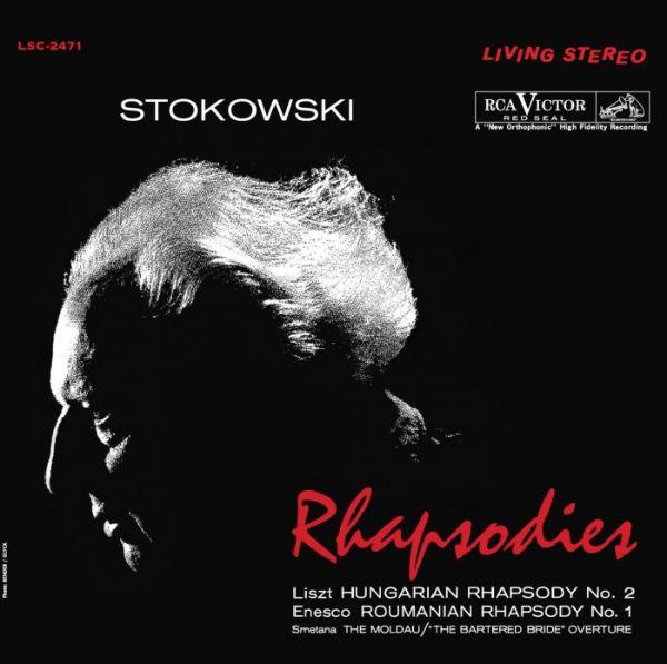 Leopold Stokowski Rhapsodies Hybrid-SACD