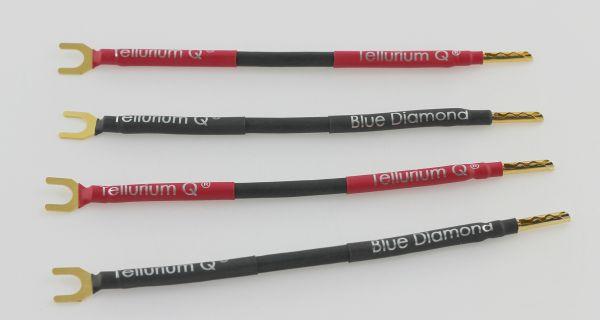 DEMO Tellurium Q Blue Diamond Jumper