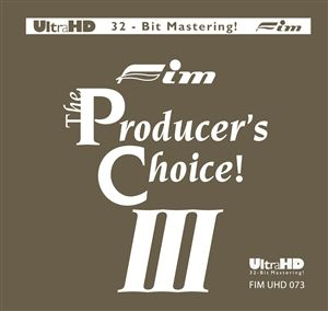 Producer's Choice III - UHD-CD