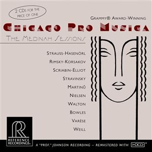 Reference Recordings Doppel HDCD - Chicago Pro Musica