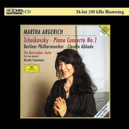 Martha Argerich Tchaikovsky Piano Concerto No.1 K2 HD