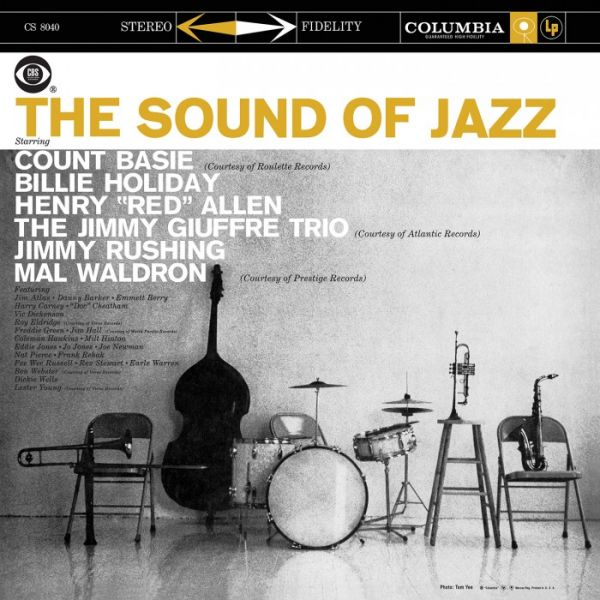 The Sound of Jazz Hybrid-Multichannel-SACD