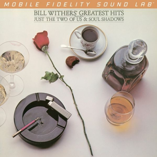 Bill Withers' Greatest Hits Hybrid-SACD