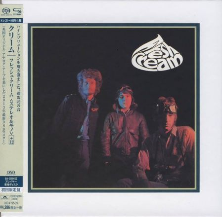 Cream - Fresh Cream SHM-SACD