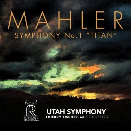 Mahler Symphony No. 1 Titan Hybrid Multichannel SACD