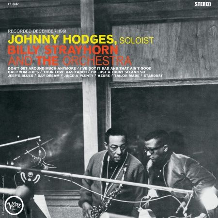 Johnny Hodges with Billy Strayhorn and the Orchestra Hybrid SACD