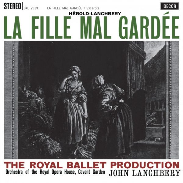 John Lanchbery & Orchestra of the Royal Opera House, Covent Garden - Hérold / Lanchbery: La Fille Ma