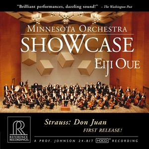 Reference Recordings HDCD - Minnesota Orchestra Showcase