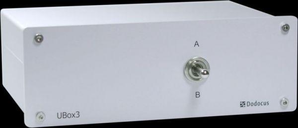 Dodocus Ubox 3 WBT-765 - Lautsprecherumschalter
