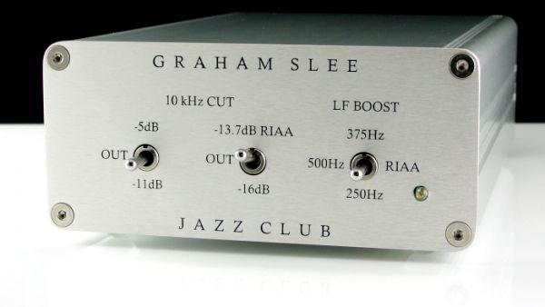 Graham Slee Jazz Club