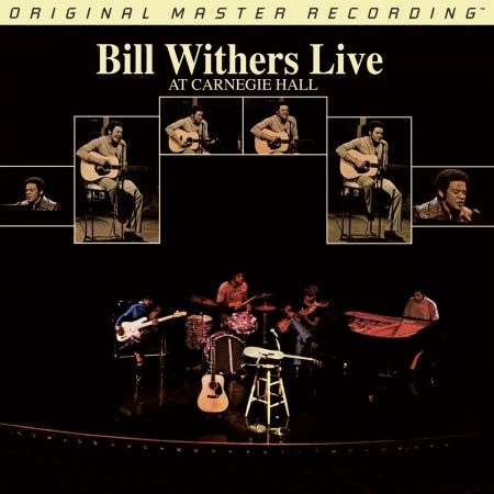 Bill Withers - Live at Carnegie Hall Hybrid SACD