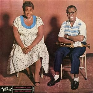 Ella Fitzgerald & Louis Armstrong - Ella & Louis - Hybrid SACD