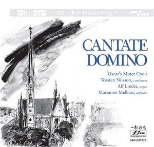 Torsten Nilsson & Oscar's Motet Choir Cantate Domino - Ultra-HD-CD