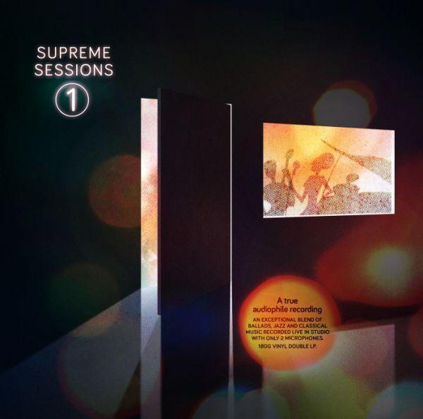Supreme Sessions 1, 180g Vinyl, Doppel-LP