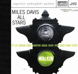 JVC XRCD Miles Davis - Walkin´