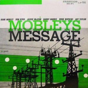 Hank Mobley - Mobley's Message - Hybrid SACD